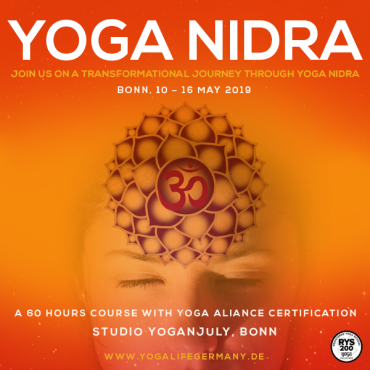Yoga Nidra Training 60 hours (Open for all)