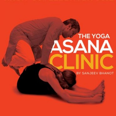 Asana Clinic - Hands on Workshop mit Sanjeev Bhanot