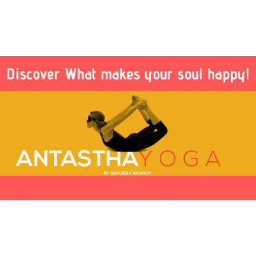 Antastha Yoga Workshop with Sanjeev