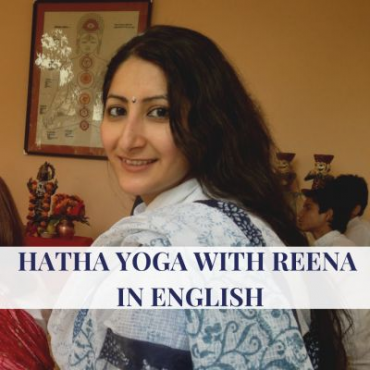 Hatha Yoga with Reena in English