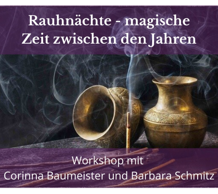 """Rauhnächte - magical time """"between the years"""""""