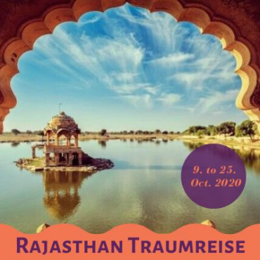 Dream Journey to Rajasthan