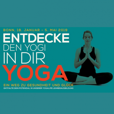 200 hours Yoga Teachers Training Bonn