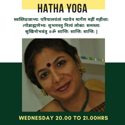 Hatha Yoga with Anjuly