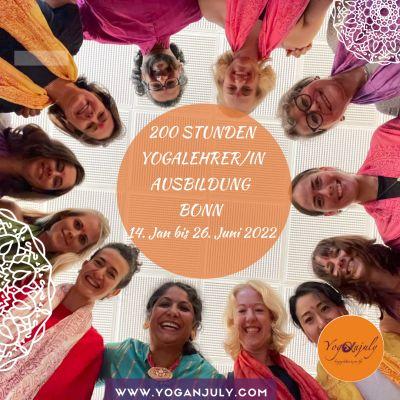 200 Stunden Yogalehrerausbildung (YTTC) Bonn