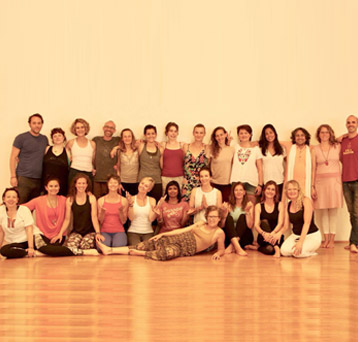 Yoga Teacher Training in Bonn